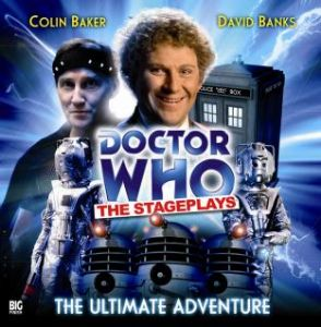 "Big Finish The Ultimate Adventure ""The Stageplays"" signed by Claire Huckle"